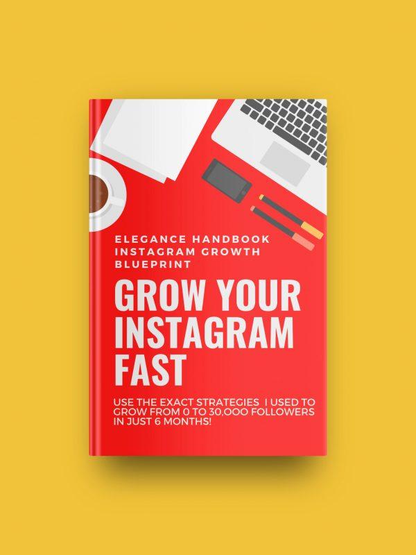 Elegance Handbook Instagram Growth Blueprint